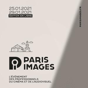 33 francs partenaire de l'édition en ligne de Paris images 2021