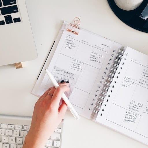 Création site web – Planning et réservations en ligne