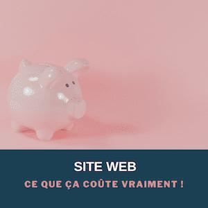 Création d'un site web, ce que ça coûte vraiment :) !