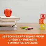 E-learning bonnes pratiques